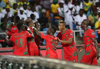 مشاهدة مباراة مباراة غانا وغينيا بيساو بث مباشر اليوم