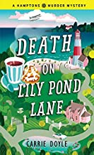 death on lillypond lane cover