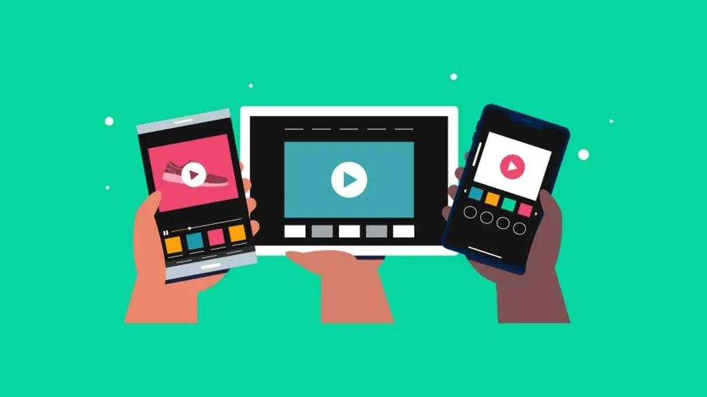3 أفضل تطبيقات تحرير الفيديو المجانية للمبتدئين (Android و iOS)