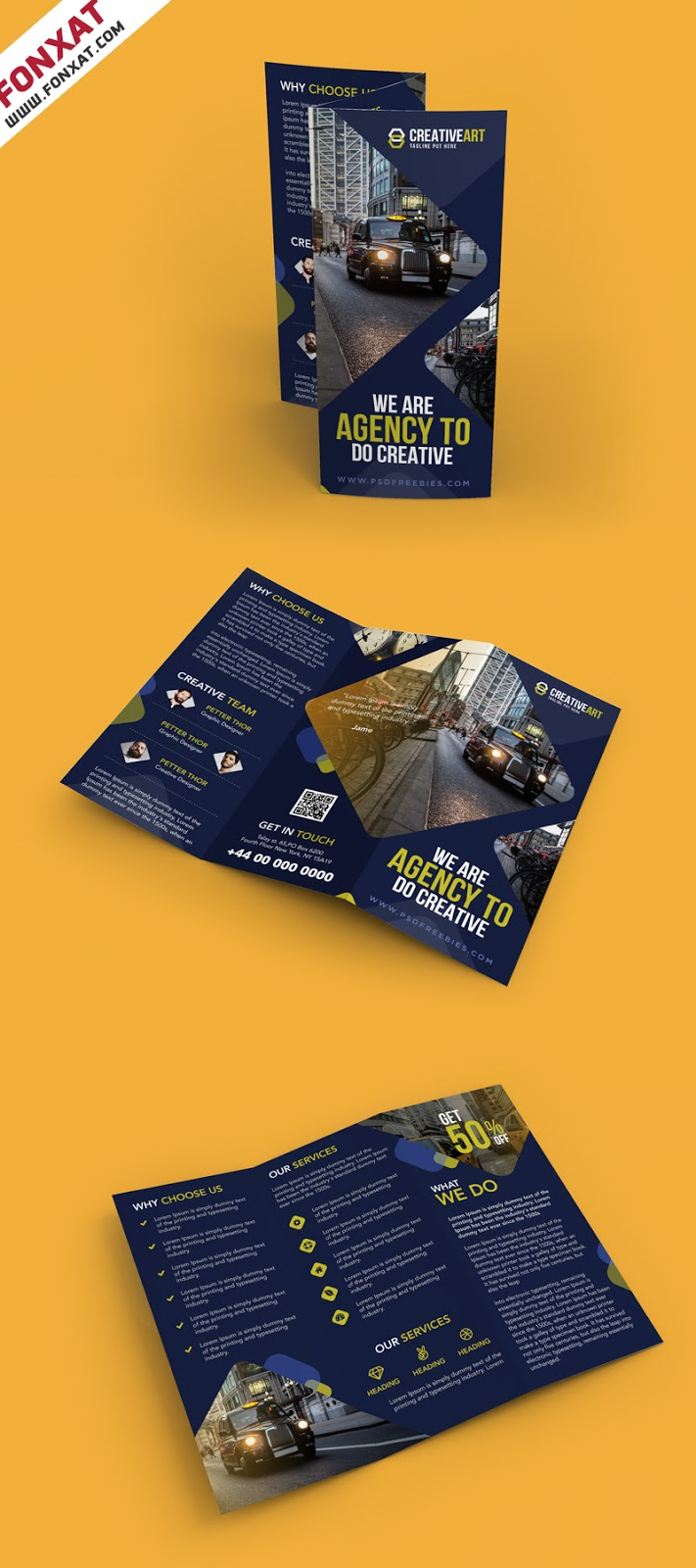 Multipurpose-Trifold-Business-Brochure-PSD-Template