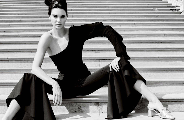 Kendall Jenner Vogue India Photoshoot