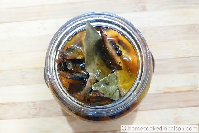 tuyo, spicy tuyo sardines, fish recipes, recipes, breakfast,