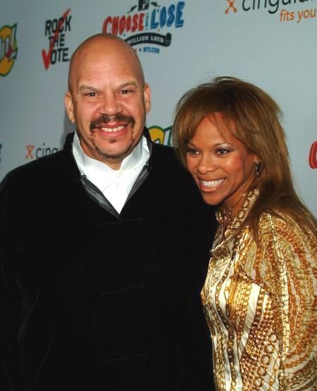 the gag and the tea tom joyner and wife donna richardson splits. Black Bedroom Furniture Sets. Home Design Ideas