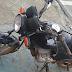 Moto furtada no bairro Bonfim é capturada com dois menores