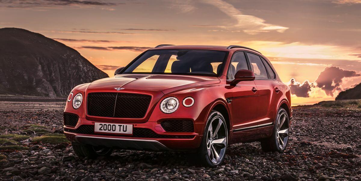 Bentley Bentayga 2020B