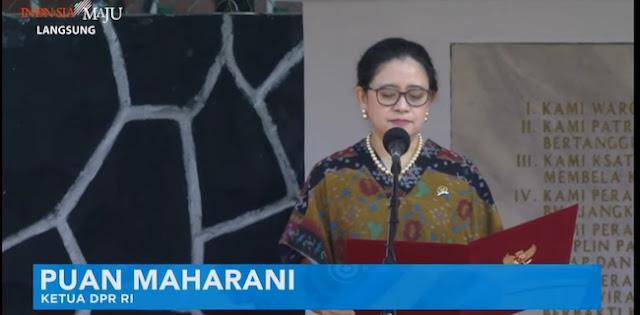 Puan Maharani: Sejak Merdeka Indonesia Sudah Dirongrong