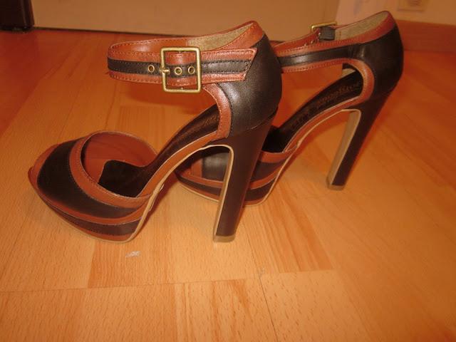 Shopping - Mes nouvelles sandales Zara