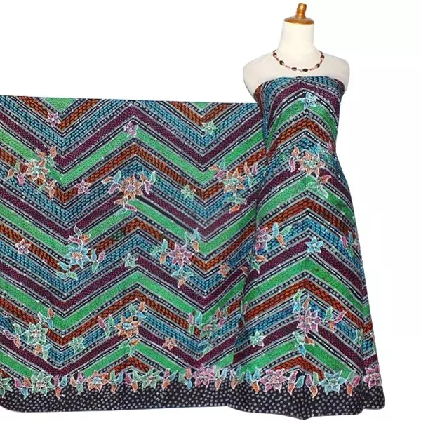 4 Penemu Batik Tulis: 35+ Model Kain Batik Tulis Khas Madura Terpopuler