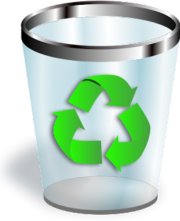 recycle bin meaning in hindi