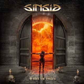 """Ο δίσκος των Sinsid """"Enter the Gates"""""""