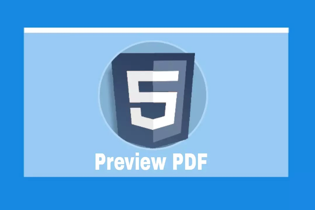 dokumen pdf pada html