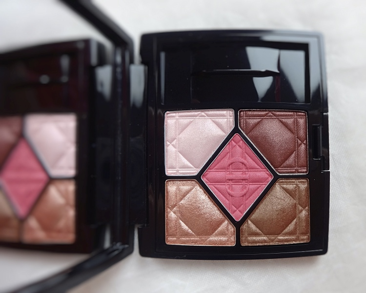 Dior 5 Couleur Attract 867 review swatches photos