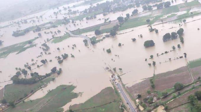 पढ़िए मध्यप्रदेश के बाढ़ प्रभावित जिलों की जानकारी सिर्फ कलमतक पर