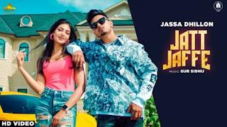 Jatt Jaffe Lyrics Jassa Dhillon x Gurlez Akhtar