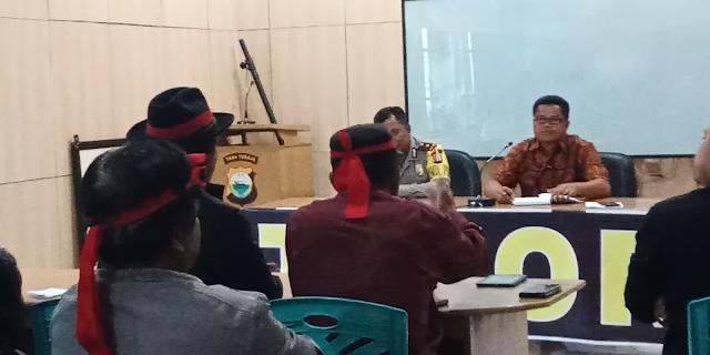 Tersangka DJM Tak Kunjung Dipenjara, Massa Sebut Kasat Reskrim Orang Baru yang Tak Paham Toraja