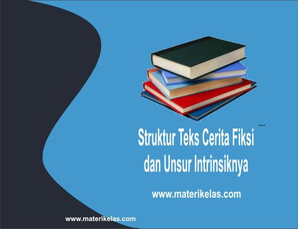 Struktur Dan Unsur Intrinsik Teks Cerita Fiksi Dalam Novel Mata