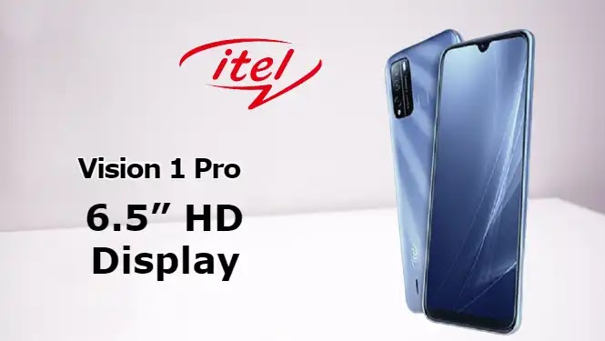iTel Vision 1 Pro now launched in Pakistan