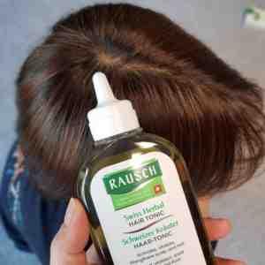 تونيك راوش للشعر تجارب و نتائج استعماله لتساقط الشعر