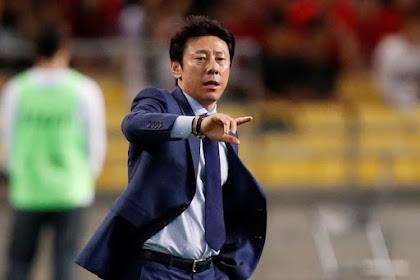 Shin Tae-Yong Selangkah Lagi Menjadi Pelatih Timnas Indonesia