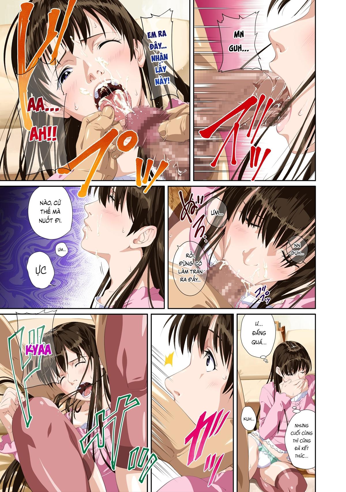 Truyện tranh sex địt em mỹ nhân trường học - Chap 3 - Truyện Hentai