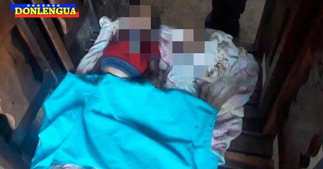 Dos bebés de menos de 2 años asesinados a golpes en Guárico