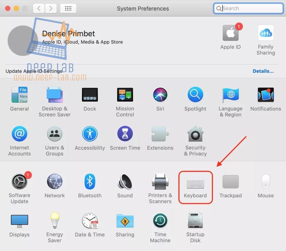 فيما يلي كيفية تغيير لغة لوحة المفاتيح في نظامي التشغيل Windows و macOS