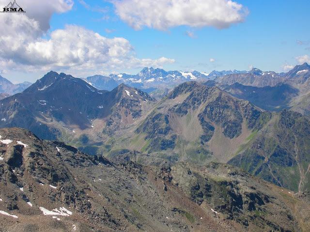 Fluchthörner - Wanderblog - bergtour paznaun - Ascherhütte