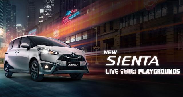 Toyota Sienta 2019