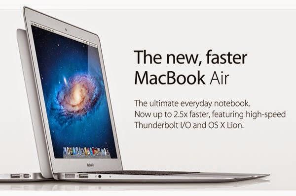 Daftar Harga Laptop Apple Macbook Terbaru 2015