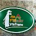 Hộp đèn quảng cáo tiệm áo dài Au P'Tit Việt Nam