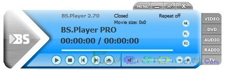 BS Player Pro Full Version