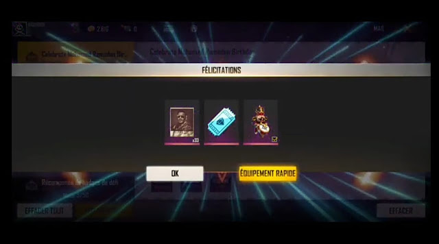 Free Fire Redeem Codes for Today (30th May) get Backpack and Emote