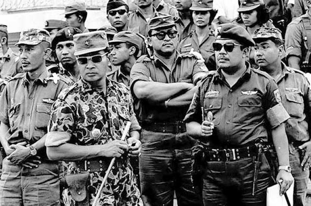 Artikel Sejarah: Pepera 1969 di Papua Dimenangkan oleh ABRI (sekarang; TNI-Polri)