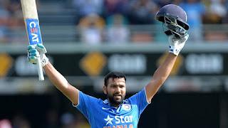 Rohit Sharma 124 vs Australia | 10th ODI Hundred Highlights