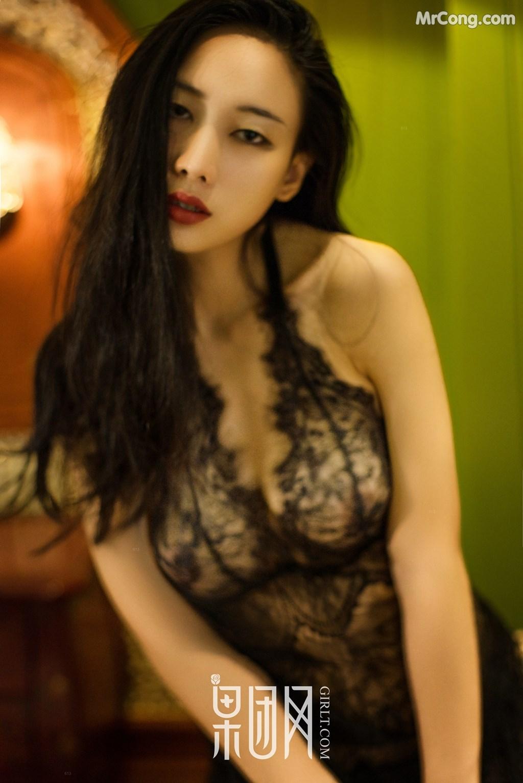 Image GIRLT-No.071-EMILY-MrCong.com-003 in post GIRLT No.071: Người mẫu EMILY (54 ảnh)