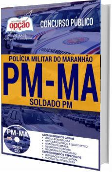 Apostila Concurso Polícia Militar-MA 2017 Soldado