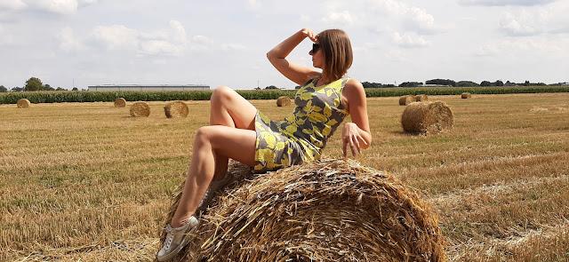 bonprix sukienka na lato