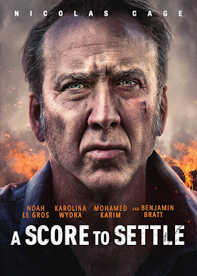 A Score to Settle [2019] [DVD R1] [Subtitulado]