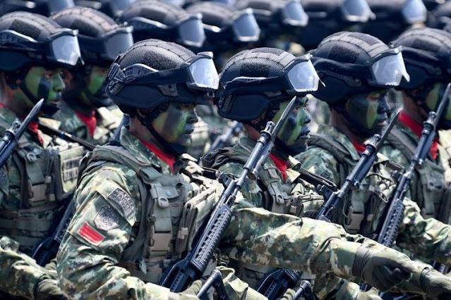 Negara dan Bangsa Menunggu Darma Baktimu Melalui Tamtama PK TNI AD Gel. I TA 2021