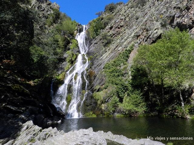 Cascada del Chorrituelo, Ovejuela, Hurdes
