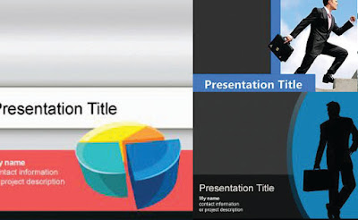 Template Presentasi Power Point PPT