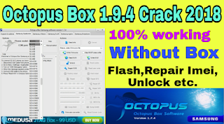 Octopus Box Samsung 1.9.4 Crack | 2018 latest version | Without box