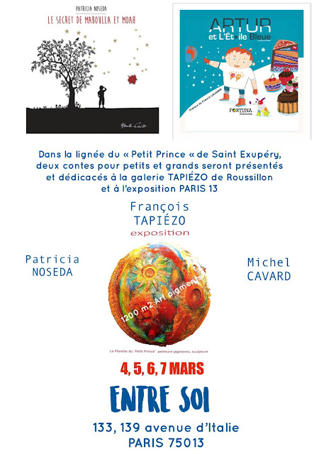 EXPO PARIS TAPIÉZO le 4, 5, 6, 7 MARS