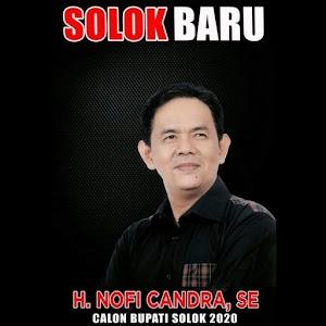 Zul Elfian Maju, Nofi Candra Mundur dari Bursa Pilkada Kabupaten Solok 2020