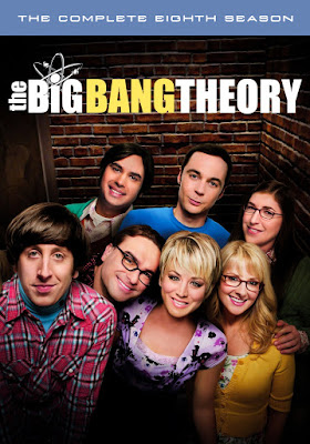 The Big Bang Theory (TV Series) S08 DVD R1 NTSC Sub 3 DVD
