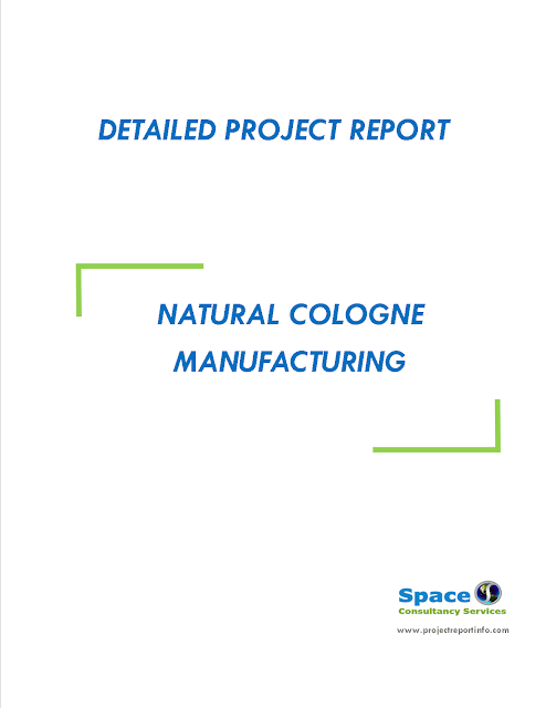 Project Report on Natural Cologne Manufacturing