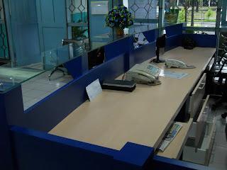 Desain Interior Ruang Lobby Kampus + Furniture Semarang