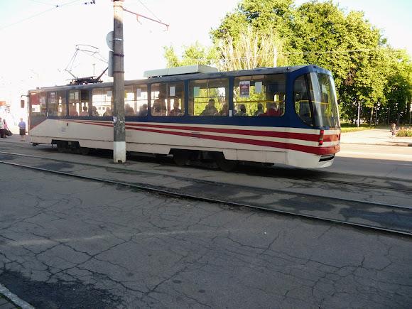 Конотопский трамвай