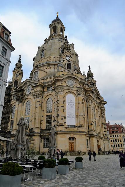 Фрауенкірхе, Дрезден (Frauenkirche, Dresden)