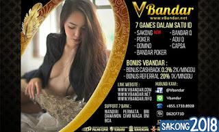 Situs Agen Judi Poker Online Terbaik VBandar99.com
